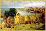 Polenov Golden Autumn