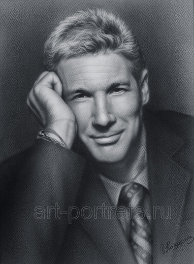 Richard Gere pictures step by step