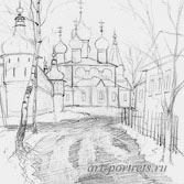 Рисунок села
