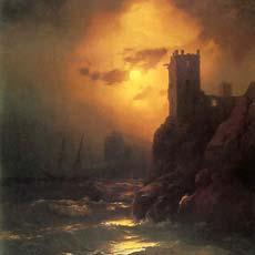 Башня. Кораблекрушение 1847 г
