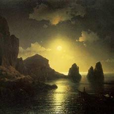 Морской вид 1841 г